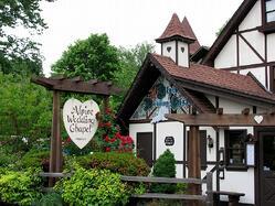 alpine wedding chapel