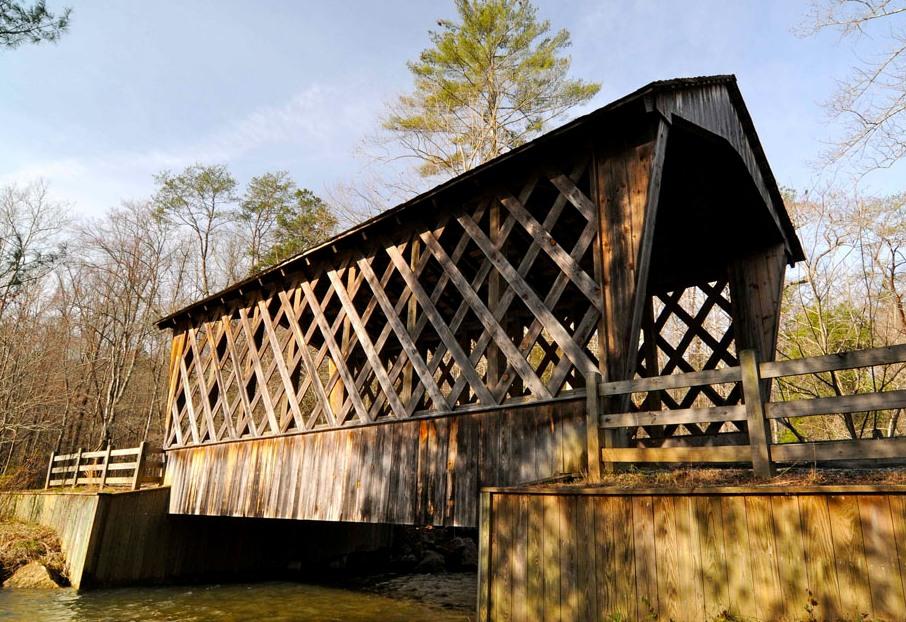 bay s bridge smithgall woods