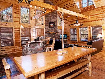 cabin rentals in helen ga
