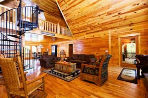 cabin rentals in north ga