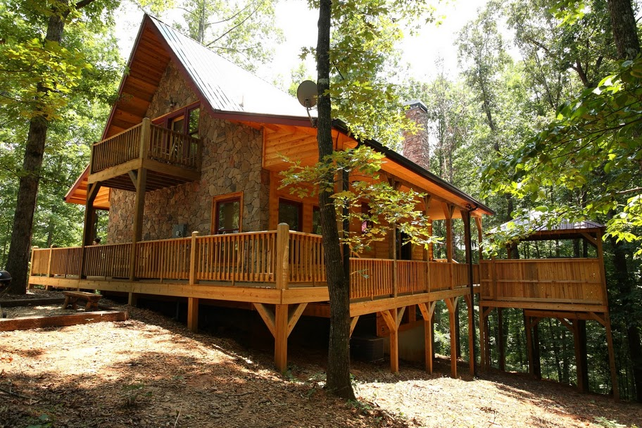 Cabins for Sale in Helen Ga