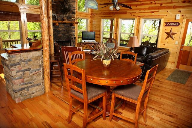 cabins in ga