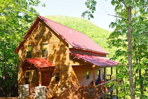 cabins near helen ga