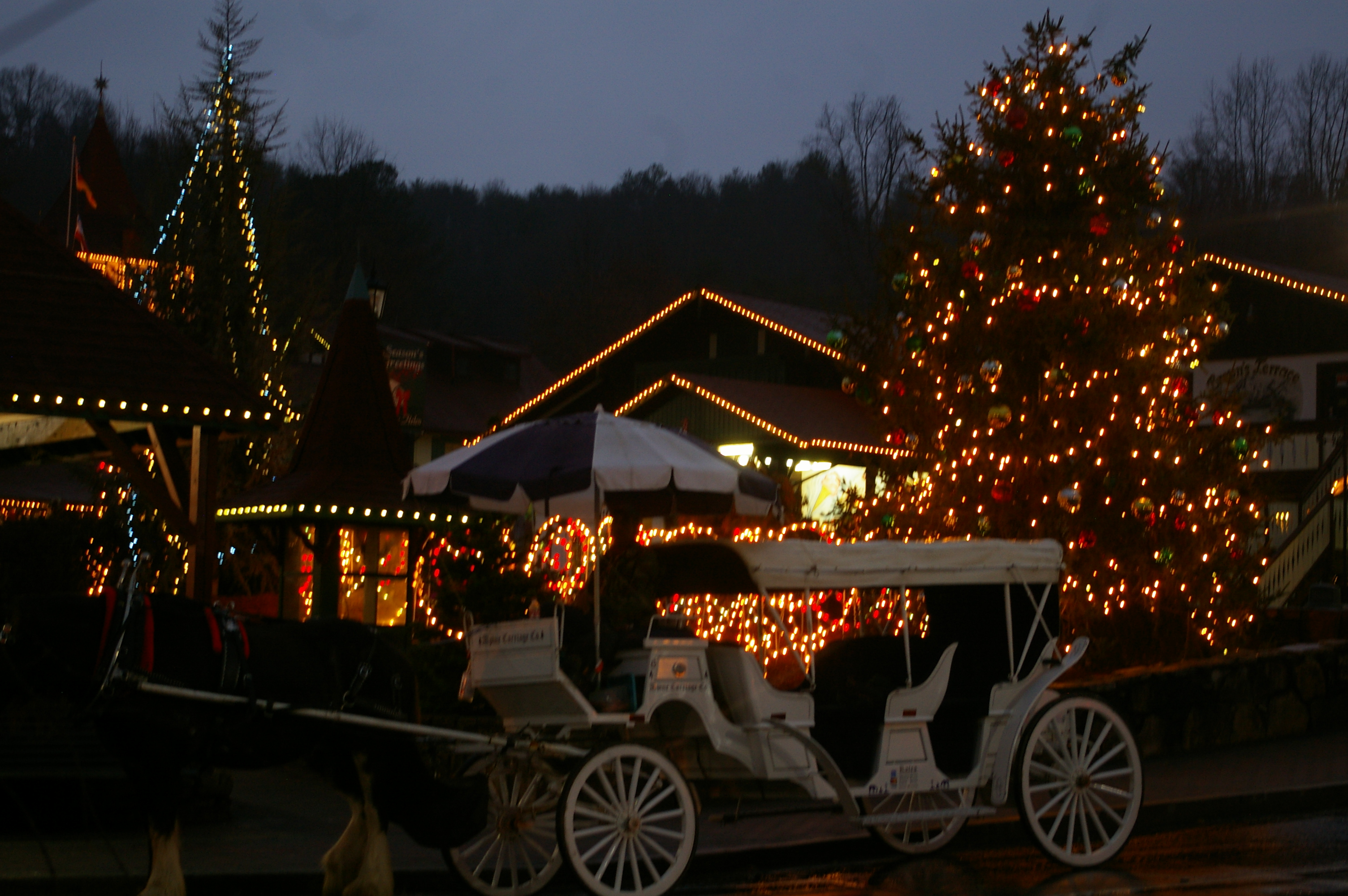 helen cabins celebrate the season with you