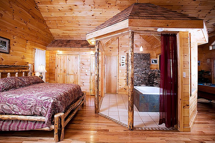 Couples Retreat Romantic Cabins