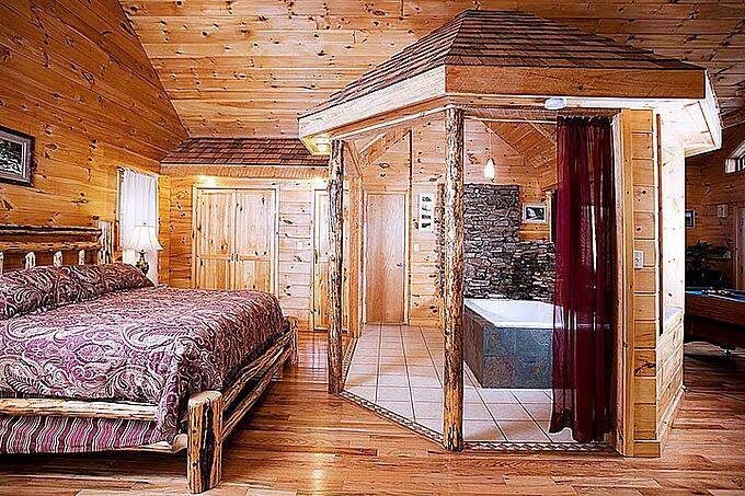 Couples Retreat Romantic Cabins
