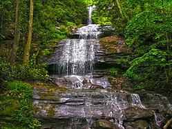 desoto falls georgia mountains