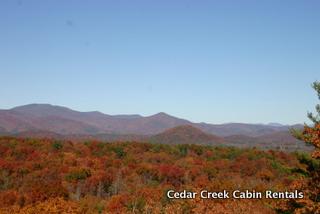 ga mountain cabins