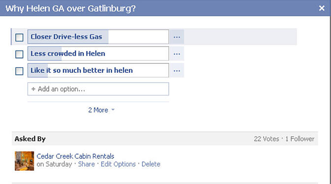 gatlinburg or helen ga