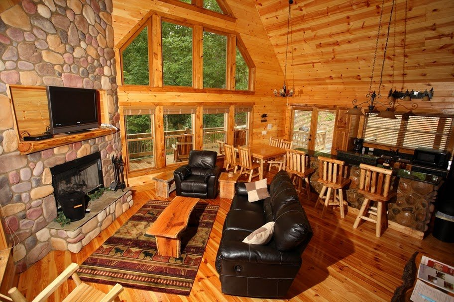 with georgia to ga pine rental in cabins welcome north rentals image regard helen cabin hd mountain knotty