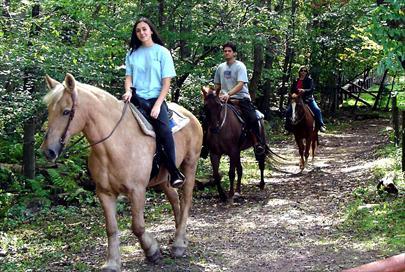 horseback riding north ga