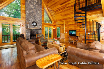 luxury cabin rentals in north georgia