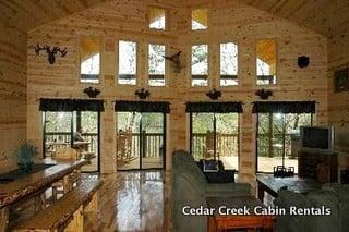 mountain cabin rentals