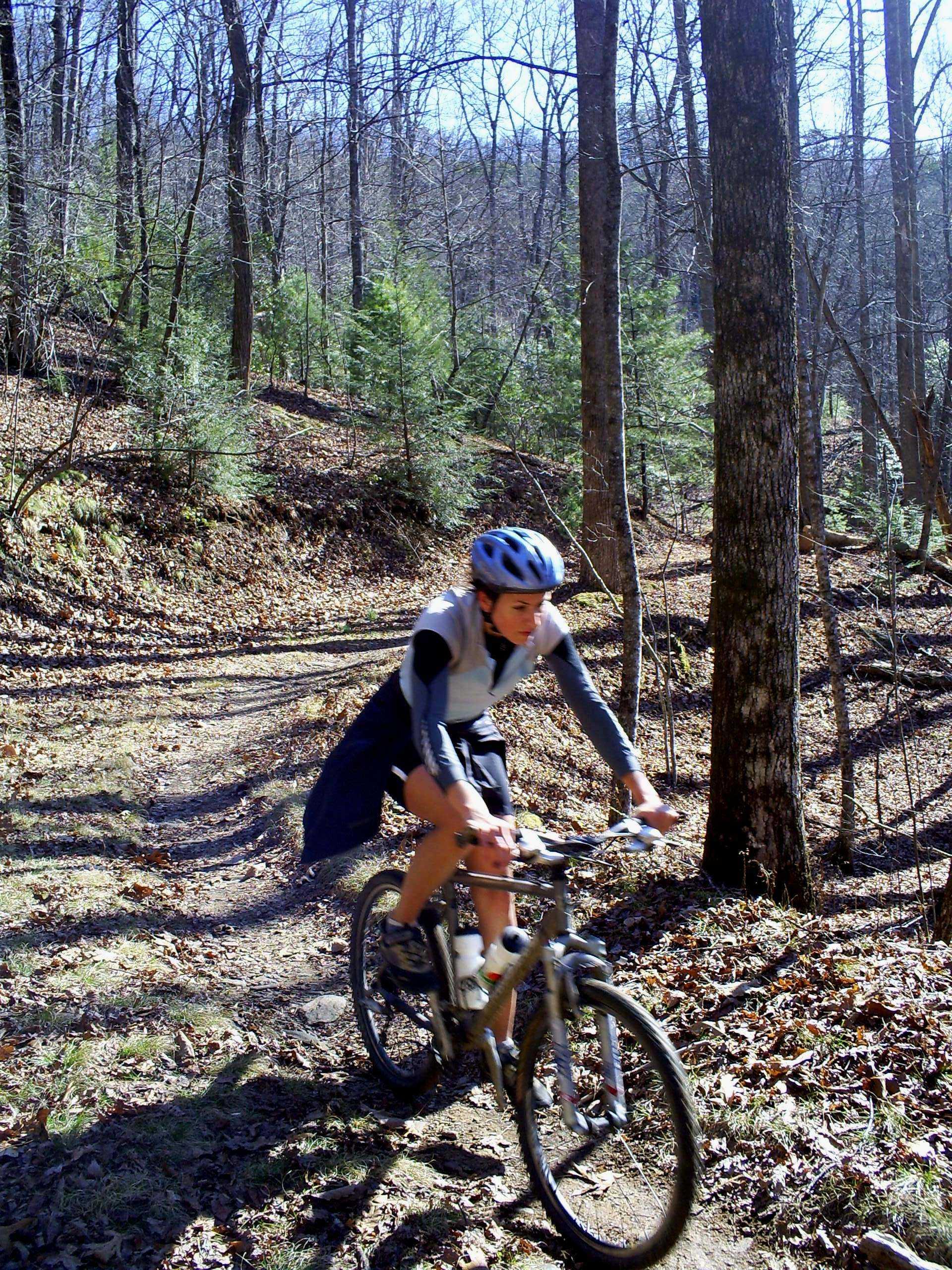 north ga biking