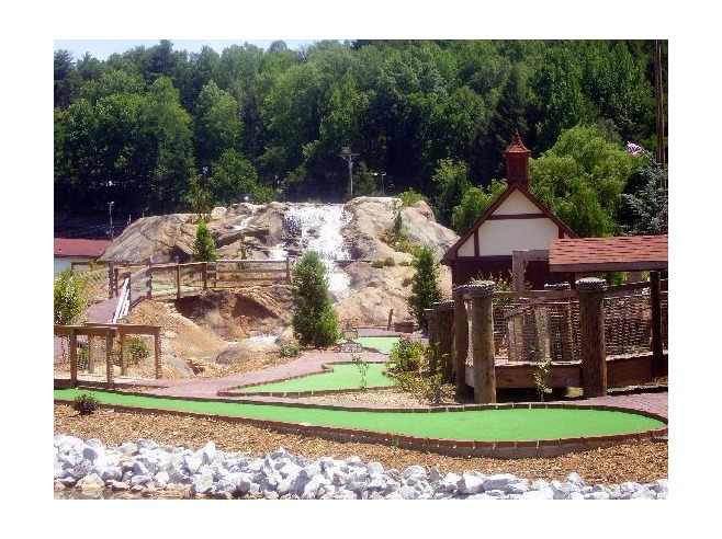pirates cove mini golf helen georgia