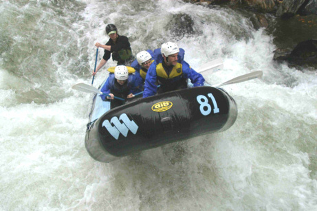 rafting north georgia