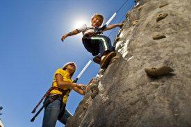 rock climbing in georgia