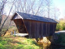 stovall mill covered bridge helen georgia