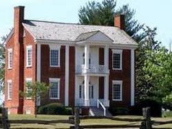 the chief vann house