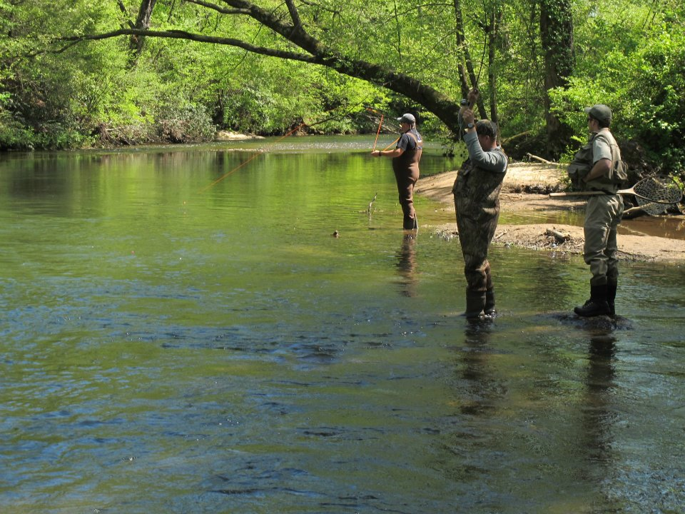 unicoi outfitters fishing getaways in georgia