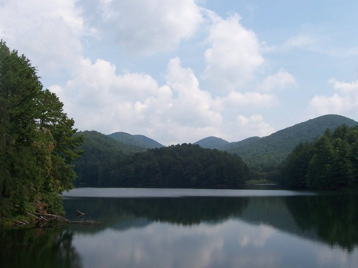 unicoi state park and trails