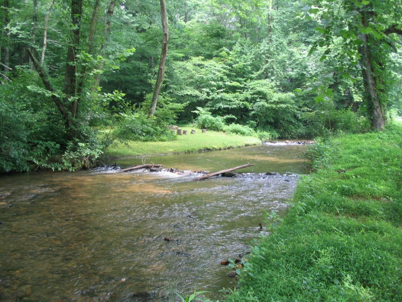 Fly fishing the soque is worth a stay in georgia cabin rentals for Fly fishing north georgia
