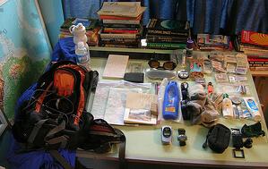 hiking supplies cedar creek cabin rentals