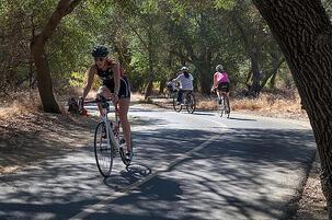 bicycle trail helen ga
