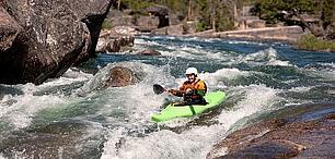 Tallulah gorge kayaking