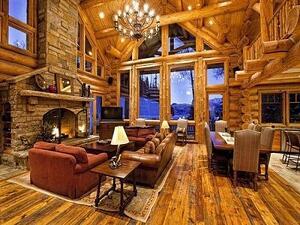 luxury cabins in georgia