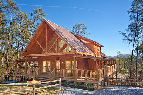 Retreat To Nature In A Helen Ga Cabin Rental