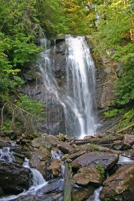 North Georgia Mountains Waterfall