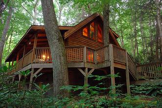 north georgia mountains cabin