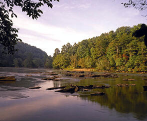 chattahoochee river north georgia