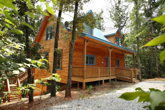Helen GA cabin rentals  BH 13