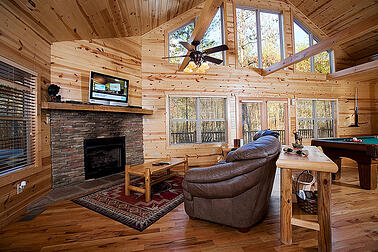 mountain cabin vacations