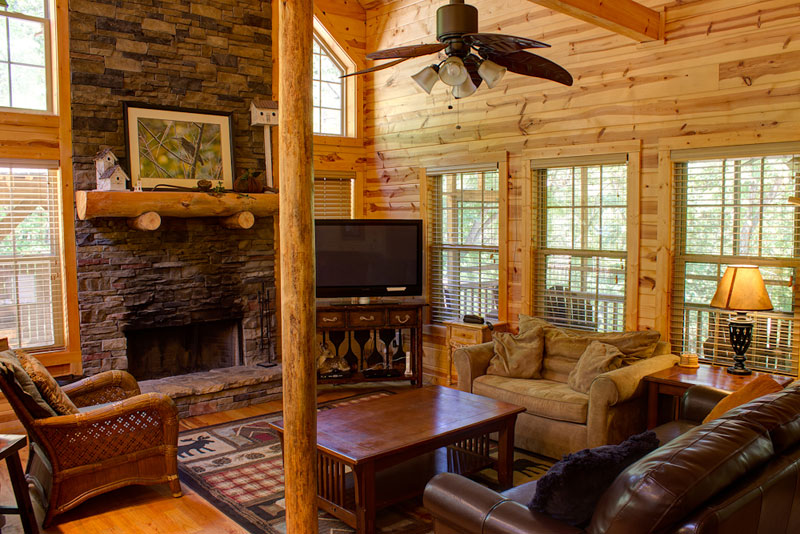 Cedar creek cabin rentals blog north georgia for Www helen ga cabins com