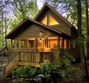 cabin in helen ga