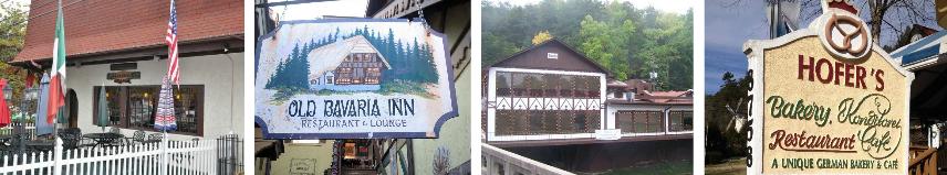 cabins in helen