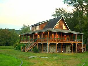 georgia mountain cabin rentals