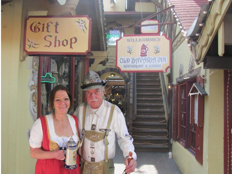 Gift Shop in Helen Georgia