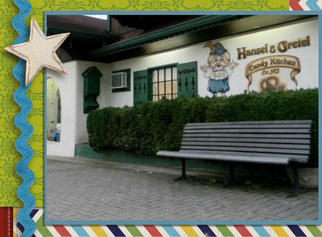The famous hansel gretel candy kitchen in downtown helen ga for Www helen ga cabins com