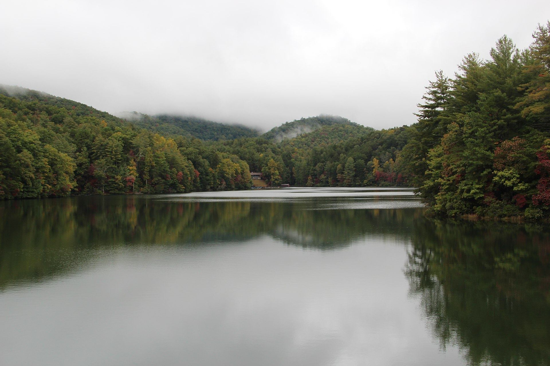 Smith Lake @ Unicoi Park