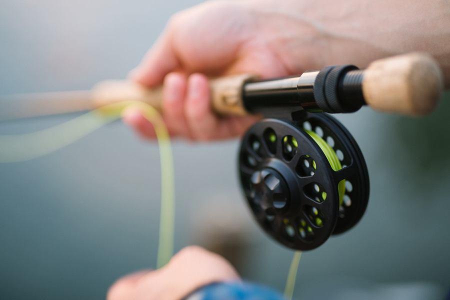 Fishing In Helen Georgia