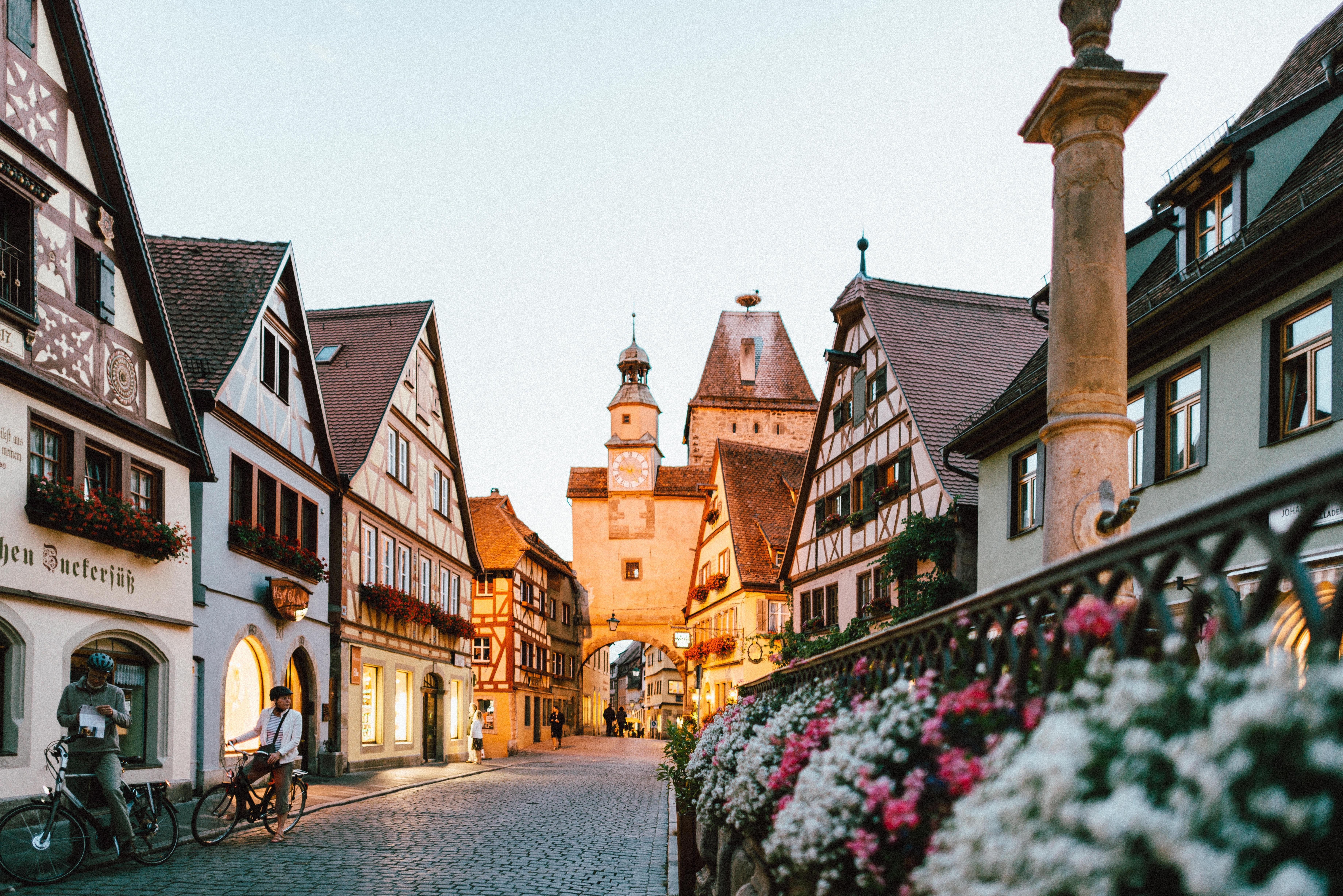 Exploring German Influence