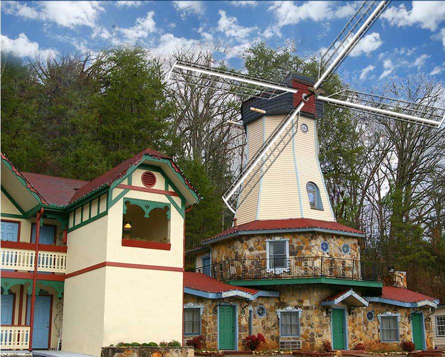 Heidi Motel in Helen Georgia