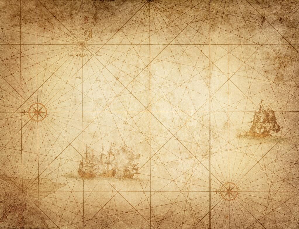 Old World Map, Ships