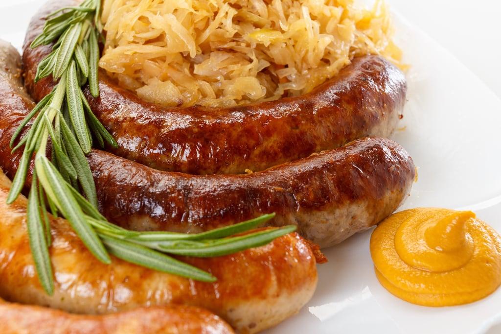 Sausage & Food - Oktoberfest
