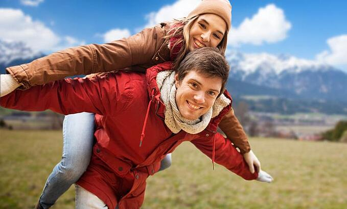 Adventerous Couple