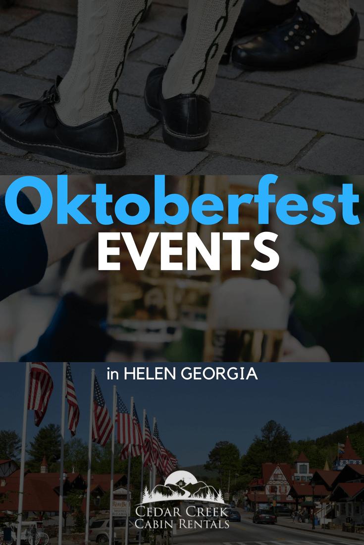 Oktoberfest - Events - Vertical Banner